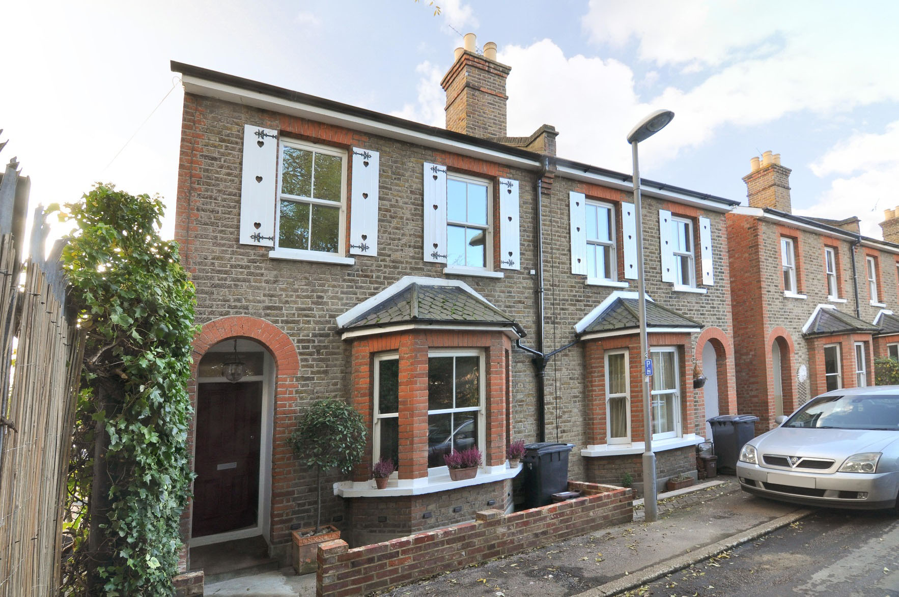 Exterior Painting and Decorating Chiswick